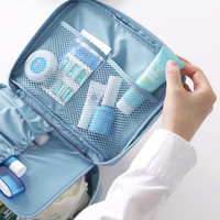 cosmetic bag organizer korea bag cosmetic pouch traveling
