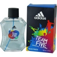 Parfum Asli Original Adidas Team Five for Men EDT 100ml