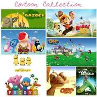 film kartun anak (flash disk)