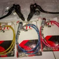 harga Master Rem +master Kopling Hidrolik Ktc Ninja 250 Carbu, Fi, Z250, R25 Tokopedia.com