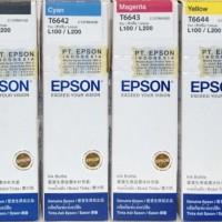 Tinta Botol Epson L100 L110 L120 L200 L220 L300 L310 L360 L365 L455 L