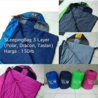 Jual Sleeping Bag 3 Layer Murah