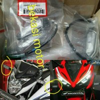 harga Lampu Sen Sein Sign Honda Cb150r Cbr150 Led Depan Kanan Original Tokopedia.com