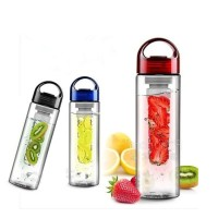Tritan Water Bottle with Fruit Infuser Free BPA / Botol Infused
