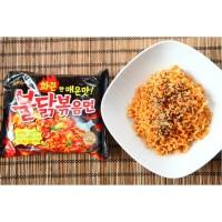 Mie Ramen Samyang Spice
