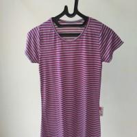 (NEW) Kaos wanita - stripe garis - pakaian wanita murah -