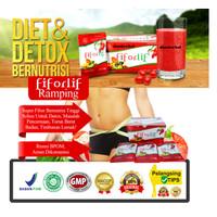 Jual Fiforlif lancarkan Bab turunkan berat badan alami detok racun di usus Murah