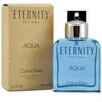Parfum Tester Calvin Klein (CK) Eternity Aqua For Men EDT 100ml ORI