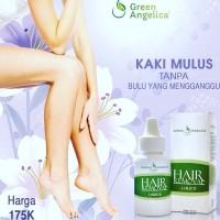 Obat Perontok Bulu Kaki Tangan dan Ketiak Herbal Green Angelica