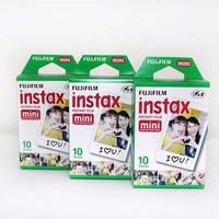 Fujifilm Instax Mini Film Singlepack Plain (30 Lembar)