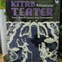Monggo Buku Kitab Teater Rp. 35.000