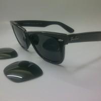 harga Frame Kacamata/sunglass Rayban Wayfarer Rb 2140 (bisa Lensa Minus) Tokopedia.com