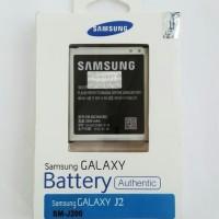 BATERAI BATRE BATTERY SAMSUNG GALAXY J2 / J200 ORIGINAL 100%