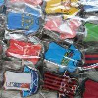Gantungan Kunci Baju Bola ( isi 100 pcs )