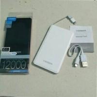 Powerbank VEGER V50 12000Mah slim