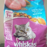 makanan kucing whiskas