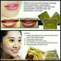 masker collagen/ eye mask / lips mask