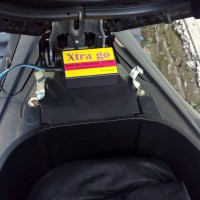 Xtra go Stabilizer Aki motor