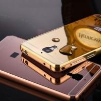 Case Xiaomi MI4 Alumunium Bumper Mirror