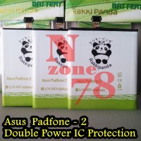Baterai Asus Padfone 2 Rakkipanda Double Power Protection