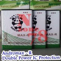 Baterai Smartfren Andromax R 4g Rakkipanda Double Power Protection