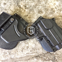 Holster Fobus Elite SG21 Combo Tactical with pouch Mag Handcuff Pouch