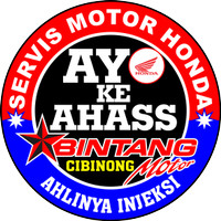 "Sticker Promosi ""Ayo ke AHASS"" Custom Size"