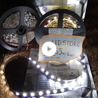 LED STRIP SMD 5050 UNTUK LAMPU ETALASE, PLAFOND GYPSUM, DAN KITCHEN SE