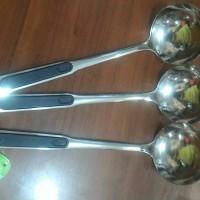 Irus Sayur Stainless 7 cm Vavinci / Sendok Sayur/Sendok Sop