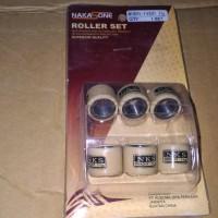 harga Roller Set Vario 110 11 Gram Racing Nakasone Beat F1 Tokopedia.com