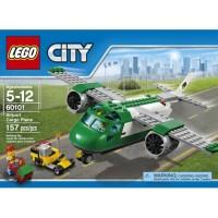 lego 60101 city airport cargo plane