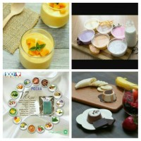 Jual MOIAA Silky Puding/Puding Sutra/Susu/Jelly/Dessert 100gr Murah