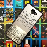 Mayday Parade Quotes X0107 Casing Samsung J5 Prime Custom Case