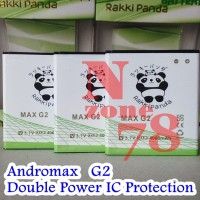 BATTERY SMARTFREN ANDROMAX G2 DOUBLE POWER PROTECTION