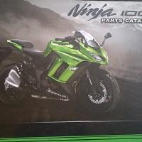 Buku Katalog Kawasaki, Ready Stock