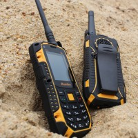 ORIGINAL RUNBO X1 OUTDOOR PHONE WALKIE TALKIE VHF