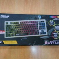 Harga Keyboard Gaming Rexus K9 TKL K9TKL Murah Original | WIKIPRICE INDONESIA