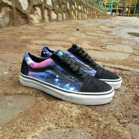 Sepatu Vans Old Scool Galaxy Premium
