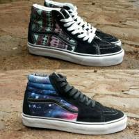 Sepatu Vans SK8 Galaxy Premium