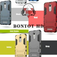 Casing XIAOMI REDMI NOTE 3 / PRO Case Armor Stand Robot IronMan Note3
