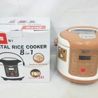 Mito Digital rice cooker 1L 8in1 R1 /magic com mito