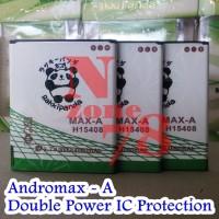 Baterai Andromax A Haier Double Power Protection Garansi 1 Tahun