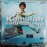 VCD Kamulah Satu-Satunya ,bonus Video Clip Dewa 19 feat Nirina Zubir