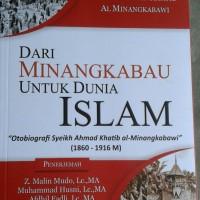 Buku Dari Minangkabau Untuk Dunia Islam
