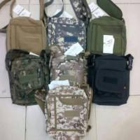 TAS SELEMPANG SLEMPANG ARMY MILITER TENTARA GUNUNG OUTDOOR 9800