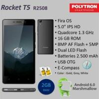 Hp Polytron Rocket T5/R2508 Garansi Resmi (RAM 2GB+ROM 16GB)