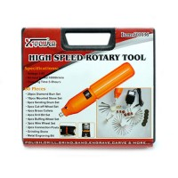 Mini Rotary Tool Set Rechargeable 3,6 Volt X-Power 60 Ready Stock 2