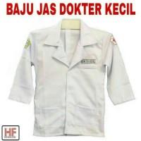 Harga jas dokter kecil size 7 baju dokter kecil size 7 | antitipu.com