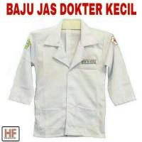 Harga jas dokter kecil size 8 baju dokter kecil size 8 | antitipu.com