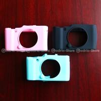 Fujifilm X-A2/X-A1/X-M1 Silicone Case/Sarung Silicon